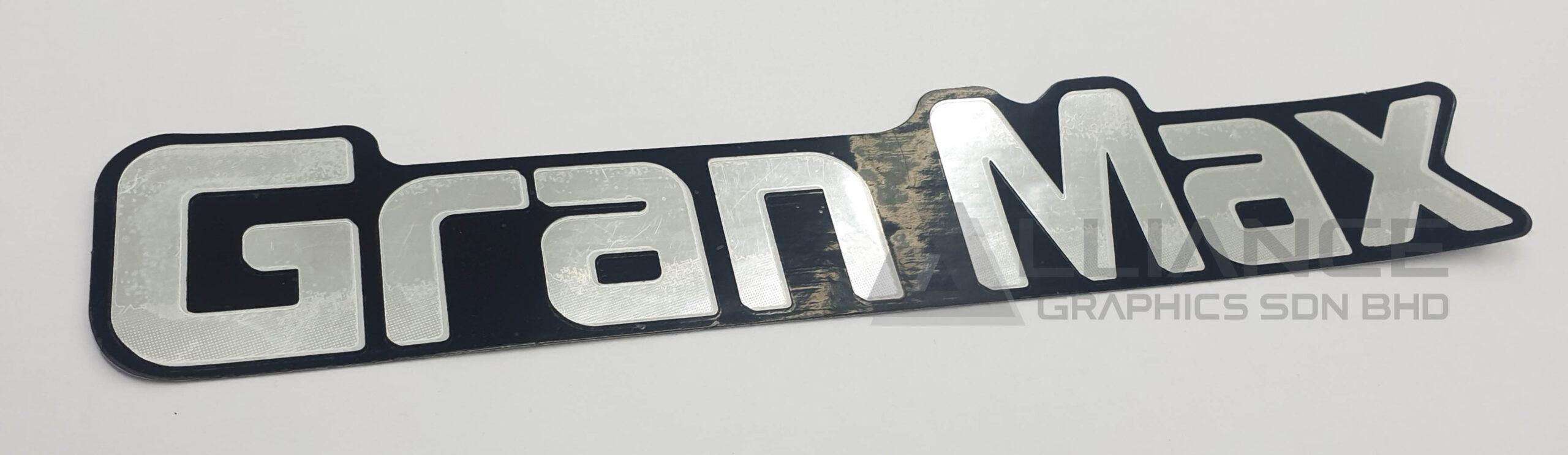 granmax stiker